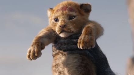 迪士尼年度真人CG巨制《狮子王》